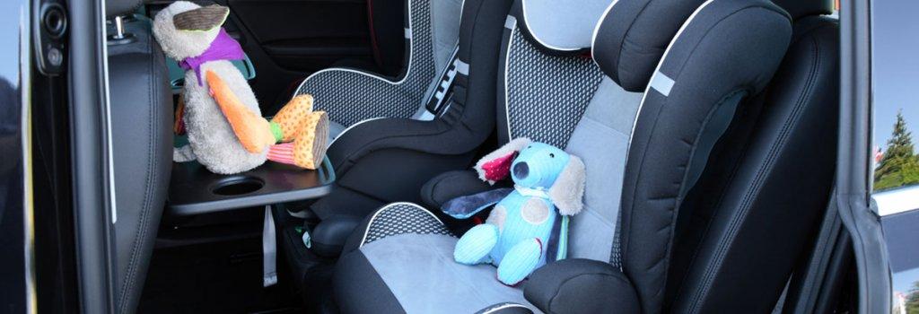 Παιδικά Καθίσματα Αυτοκινήτου και Ασφάλεια