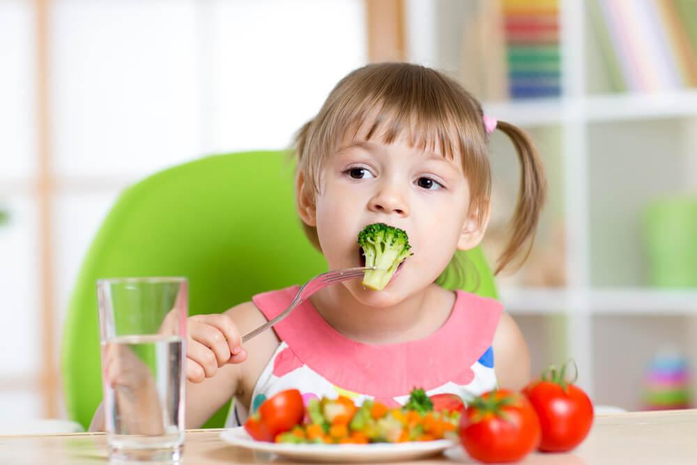 Διατροφή και παιδιά