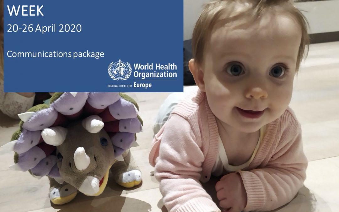 Παγκόσμια Εβδομάδα Εμβολιασμών